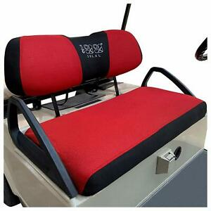 Golf Cart Front Seat Cover Seat Cover Mesh For Club Car DS Precedent Yamaha L