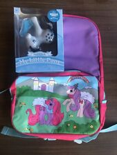 My Little Pony Stranger Things Applejack Upside Down Erica Backpack Lot NEW Mint