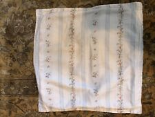 "Rare/Collectable Ralph Lauren Julianne 16"" x 16"" Decorating Pillow Case"