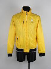 Gaastra Light Hooded Regular Fit Men Yellow Jacket Size S, Genuine