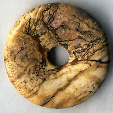 Donut de JASPE PAISINA @ 30 mm.@