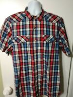 Men's XL Tall  Button Up Shirt By Northwest Territory XLT new without tags