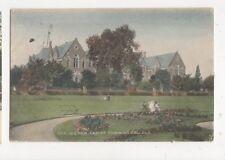 Darlington Ladies Training College Vintage Postcard 424a
