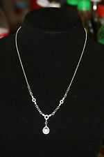 Avon Timeless Y Necklace with pendant
