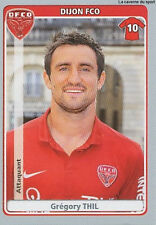 N°149 GREGORY THIL # DIJON.FCO VIGNETTE STICKER  PANINI FOOT 2012