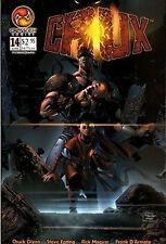 CRUX # 14 - COMIC - 2002 - 9.4