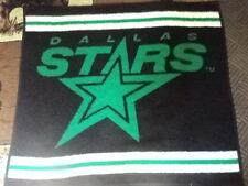 DALLAS STARS.ICE HOCKEY.BIEDERLACK BLANKET.TEXAS.