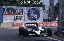 Riccardo Patrese Brabham BT56 Detroit Grand Prix 1987 Photograph 2