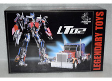 New, Deformation toys LT-02 optimus prime MPM04 revision box