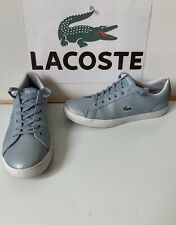 Lacoste Lerond Leather Trainers/Sneaker Size UK 5.5 EU 39