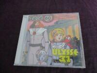 """RARE! CD NEUF """"TELE 80 : ULYSSE 31"""""""
