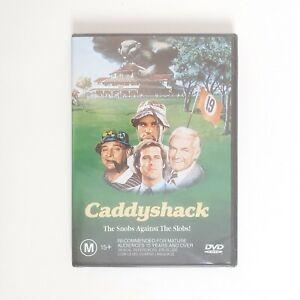 Caddyshack Movie DVD Region 4 AUS Free Postage - Comedy Bill Murray
