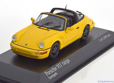 1:43 Minichamps Porsche 911 (964) Targa 1991 yellow