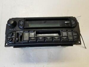 Audio Equipment Radio Convertible Receiver Fits 02-06 SEBRING 1108569
