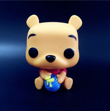 Hot Funko POP! Disney Winnie The Pooh Flocked Pooh #252 Hot Topic Exclusive