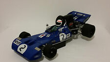 Exoto GPC97020 - Tyrrell Ford 003 Jackie Stewart 1971 German F1 Grand Prix