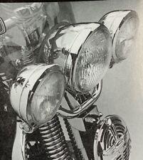 Harley Davidson Springer HDI Passing Lamp Kit 68194-97