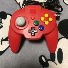 Hori pad Mini Nintendo 64 Controller Red