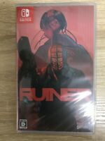 RUINER Nintendo Switch Japanese/English/Spanish/French/Other Tracking NEW