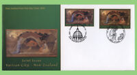 New Zealand / Vatican 2002  Christmas Joint Issue First Day Cover