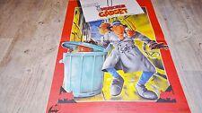 INSPECTEUR GADGET  !  affiche cinema animation bd dessin