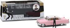 1:43  Elvis Presley 1955 Cadillac Fleetwood  Pink Cadillac Elvis Presley Figure
