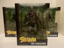 MCFARLANE SPAWN THE VIOLATOR MEGA ACTION FIGURE IN STOCK READY TO SHIP. WOW!