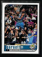 1998 UD Choice - Preview - Kevin Garnett w/ Kobe Bryant - #85 - Mint