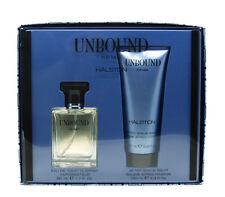 Unbound by Halston for Men Gift Set (1.7 oz EDT + 3.3 oz Aftershave Balm)