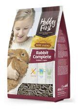 Kaninchenfutter Hobbyfirst Hope Farms 10 kg Rabbit Complete ohne Getreide