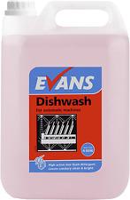 EVANS - AUTOMATIC DISHWASH LIQUID - 2 X 5 LITRE