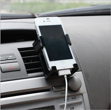 UNIVERSAL CAR AIR OUTLET VENT MOUNT CRADLE HOLDER STAND MOBILE PHONE GPS
