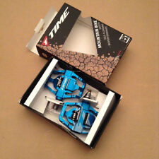 Time ATAC Speciale 12 Mountain bike pedals Blue with Cleats New