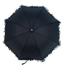 Kids' Black &Leopard Print Border Umbrella