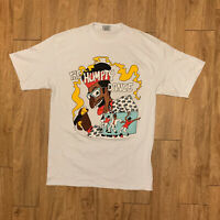 Vintage 90s Digital Underground Humpty Dance T Shirt Humpty 2pac Rap Tee Size Xl