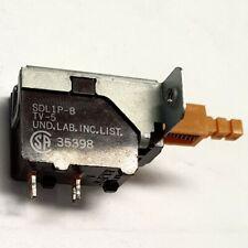 Alps Power switch SDL1P-B TV-5 4A/32A 250V~