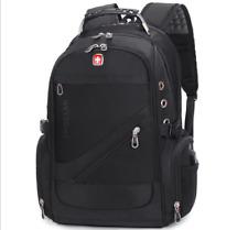 Swiss Gear Men's Outdoor Travel Bag Waterproof Laptop Backpack Backpack New