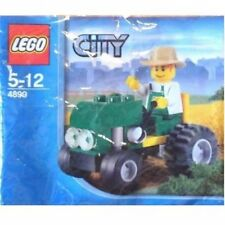 LEGO City Tractor Polybag Set 4899
