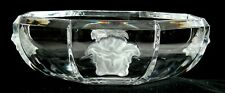 Versace by Rosenthal_Octagonal_Medusa Crystal Bowl_Candy Dish