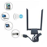 RTL8812AU Network Card 5GHz Wireless AC WiFi USB Adapter Antenna T5C2