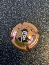 "Champagne capsule Ancienne Br Brochet-Hervieux ""Cuvée Dupond""."