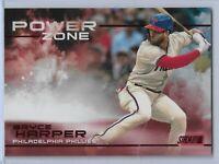 2019 Topps Stadium Club Power Zone red Parallel Bryce Harper PZ-3 Philadelphia