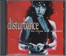 Disturbance : We Come Out At Night CD FASTPOST