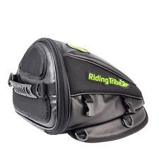 Moto de grande capacité réservoir sacoches de selle de Stockage de Bagages Siège Arrière Motorcross