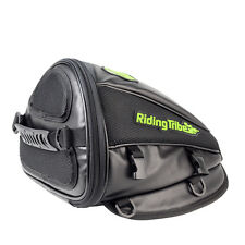 Motorcycle Tank Bag Tail Saddle Bags Storage Pack Luggage Back Seat US STOCK