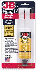 JB WELD,Plastic Bonder - 2-Komponentenkleber, PVC-Kleber,ABS,Vinyl,Glaskleber