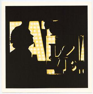 "Robert Indiana ""Eat-Love"" 1971"