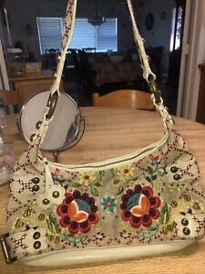 isabella fiore floral purse