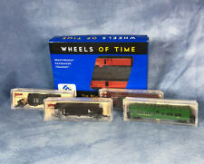 Lot of N Scale Train Models, Wheels of Time, Atlas, Microtrains 6 Cars