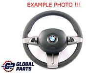*BMW Z4 E85 Roadster NEW Black Leather M-Sport Look Steering Wheel Multifunction